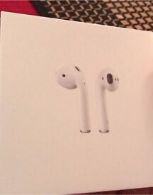 Apple Airpods. Brand new sealed!!! Pick up now in central London!