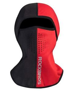 Cagoule coupe-vent Masque complet / Wind Hood