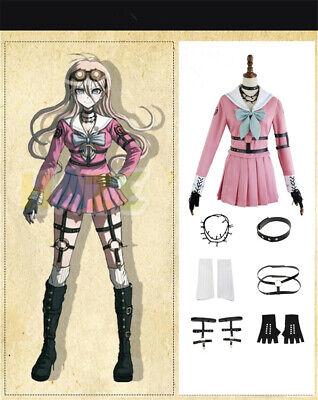 Danganronpa V3: Tuer l'Harmonie Iruma Miu Uniforme Cosplay - Halloween Tür Kostüm