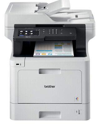 Laser Printer All In One Wireless Color Advanced Duplex Mobile Copy Scan Fax