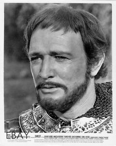 Camelot Richard Harris VINTAGE Photo