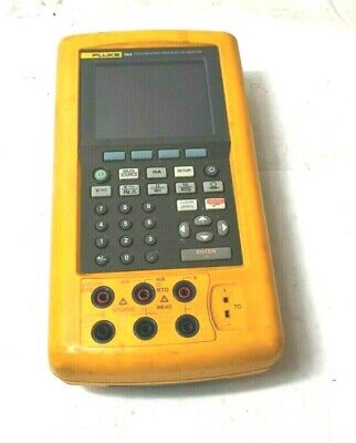 Fluke 744 Hart Documenting Multifunction Process Calibrator Unit Only A11