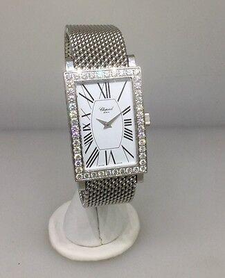 CHOPARD LES CLASSIQUE 18K GOLD DIAMOND WOMEN'S WATCH 14/3546 NEW $46,470 RETAIL!