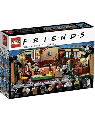 LEGO IDEAS FRIENDS TV Show CENTRAL PERK Park Set 21319 Brand New IN BOX. Sealed