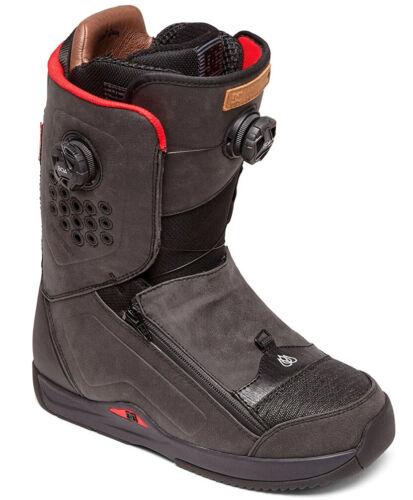 2020 DC Travis Rice BOA Black Men's Snowboard Boots NEW Size