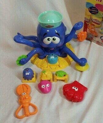 Play Doh Octopus Hasbro Playskool 2007 vtg