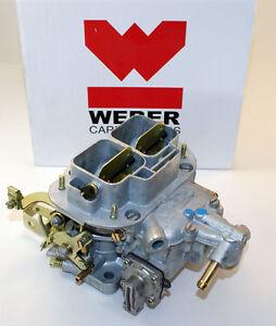 Weber 32/36 DGV Carburetor new 32/36 Weber Carb Manual Choke Carb