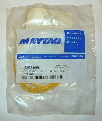 Genuine Maytag 71002606 Range Stove Oven Contact & Wire Assembly NEW in Pkg!