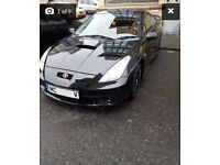 Looking for Toyota Celica 140bhp 2004 onwards