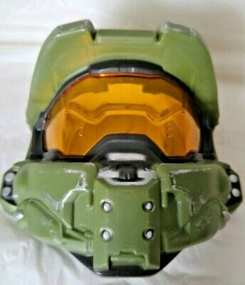 Microsoft Halo Master Chief Mask Halloween Costume Cosplay by Disguise 2015 - Master Chief Mask
