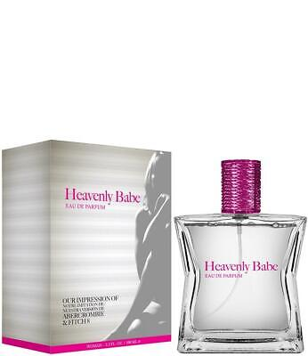 "Heavenly Babe Perfume for Women EDP ""Our Impression of 8"" By Abercrombie & Fitch"