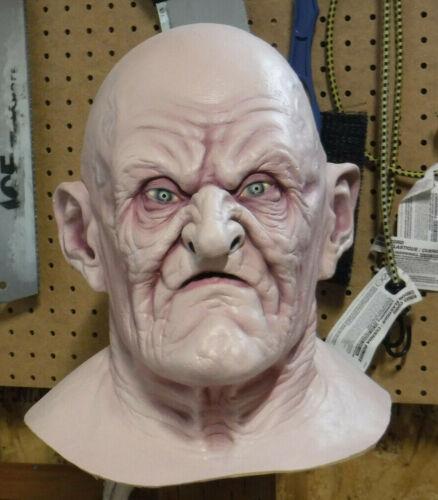 DEATH STUDIOS Mask GRAVEDIGGER Display Copy! Old Man horror Halloween zombie