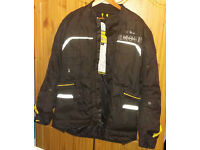 G -MAC URBAN ARMOUR MOTORBIKE WINTER COAT