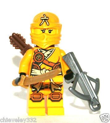 Lego Ninjago 70746 Skylor Ninja  Minifigure with Weapons Brand New & Genuine