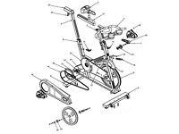 Spin bike servicing, maintenance and repairs