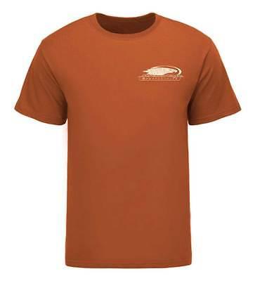 Harley Davidson Mens Screamin Eagle Electric Eagle T Shirt  Orange Harlmt0264