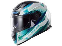 LS2 FF320 Stream Lux Ladies Motorcycle Helmet £129.99