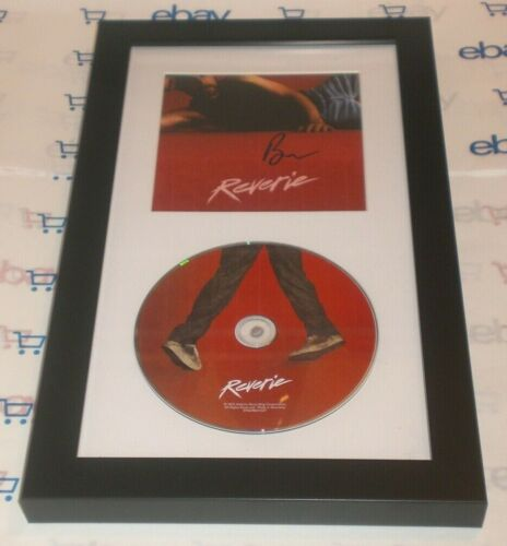 BEN PLATT SIGNED & FRAMED REVERIE HOT CD DISPLAY AUTOGRAPH COA DEAR EVAN HANSEN