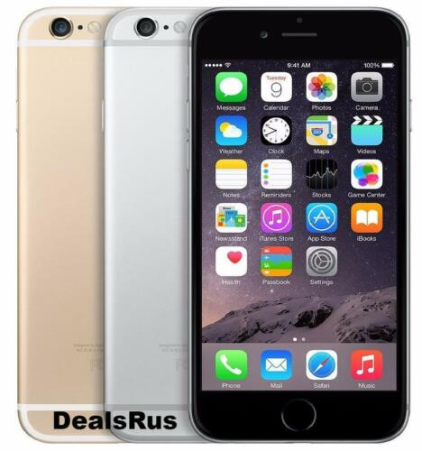 $164.95 - Apple iPhone 6 16GB 64GB Factory Unlocked GSM + VERIZON 4G LTE Smartphone