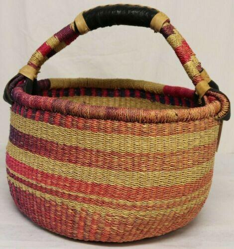 *NEW* All Across Africa Bolga Basket