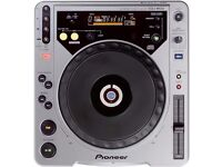 Pioneer cdj800 mk1,good condition,fully working,PAIR!!