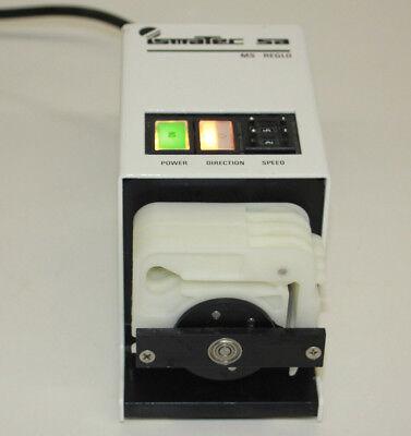 Ismatec Ms-reglo Analog Peristaltic Pump Ism118b 110v 60hz