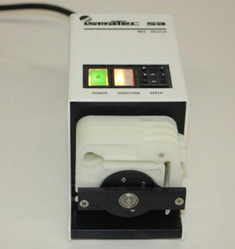 Ismatec MS-Reglo Analog Peristaltic Pump ISM118B, 110V, 60Hz