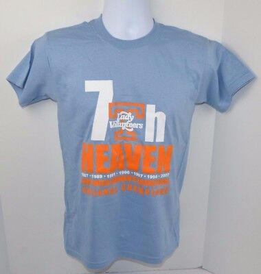 - Tennessee LADY VOLS 7th Heaven 2007 National Champions T-Shirt YOUTH L