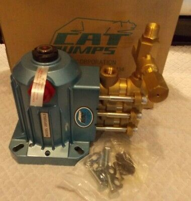Cat Pumps 2sf22els Direct Drive Pressure Washer Plunger Pump New Free Shipping