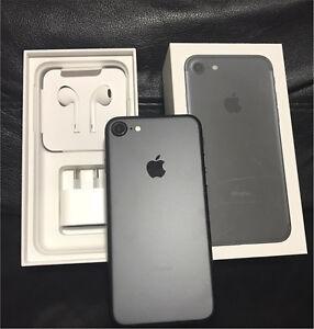 iPhone 7 Matt Black 32GB Belmore Canterbury Area Preview