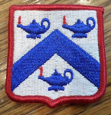 Usaf Military Uniform Patch 3 Aladdin Jeanie Lamps With (Chevron Military Uniform Patch)