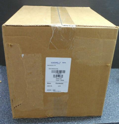VWR 400300-4000 4000ML BEAKER PP CASE OF 4