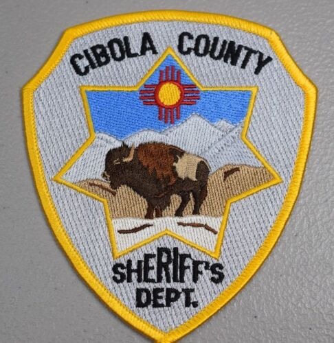 Cibola Co. NM Sheriff