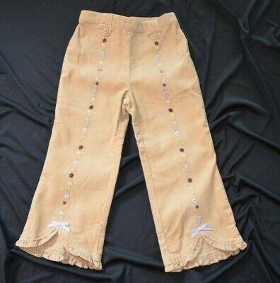 Gymboree AUTUMN HIGHLANDS Corduroy Tan Pants NWT 4T 5T Gymboree Corduroy Pant
