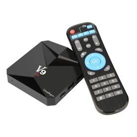 V9 ANDROID TV BOX - 2GB RAM - 8GB STORAGE - ANDROID 7.1