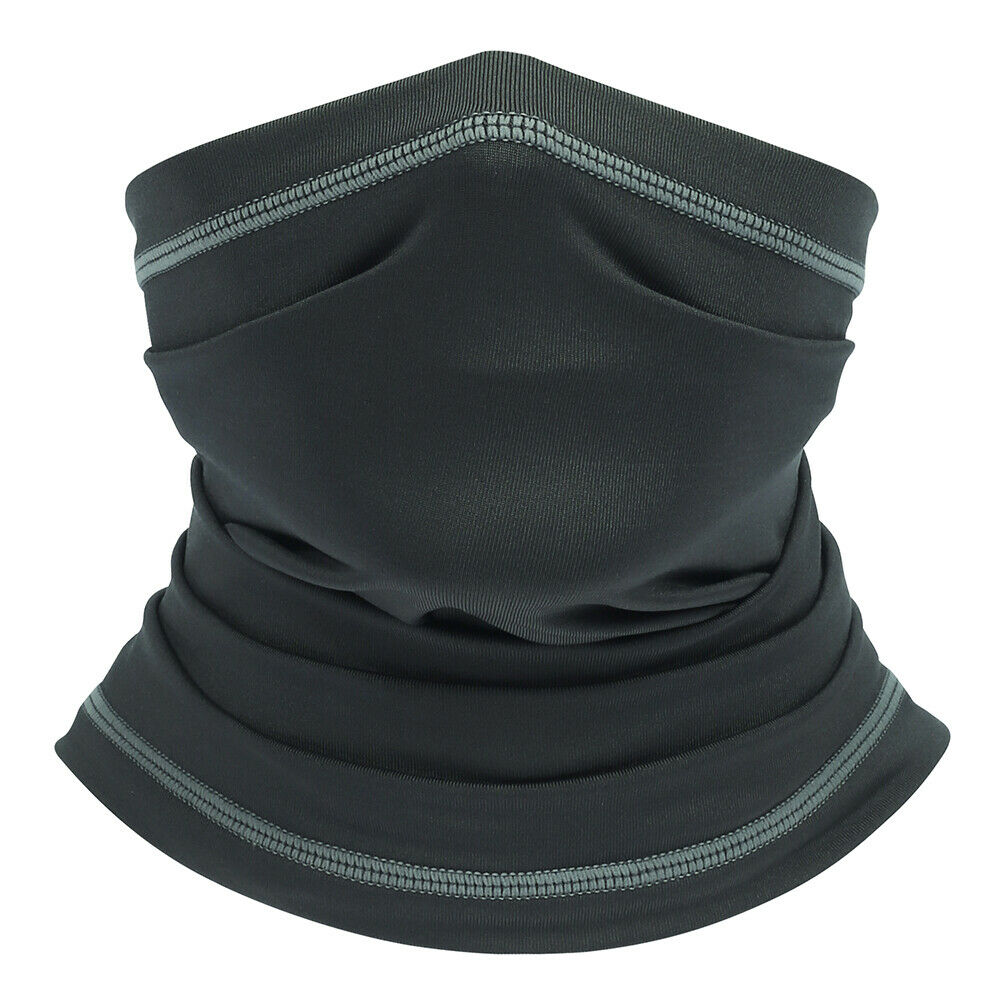 US FAST Neck Gaiter Elastic Moisture Wicking Fishing Riding Half Face Mask Clothing, Shoes & Accessories