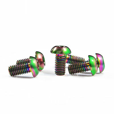 S-PARTS Ti tanium Bolts For SHIMANO UT//DA R8000 8050 DURA ACE 9100 9150