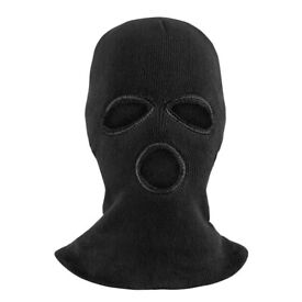 Cap Winter Warm Fack Mask Game Headgear Neck Scarf One Size