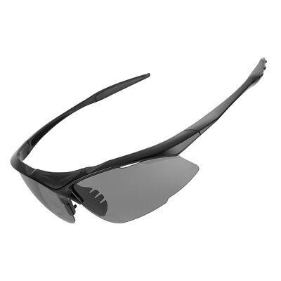 TOPEAK Cycling Polarized Sport Glasses Goggles Sunglasse TS001 Black Series