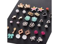 18 pairs of earring set only for 10 pounds
