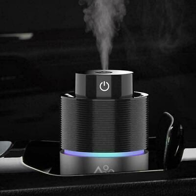 Ambientador Humidificador USB Con LED Para Carro Auto Ambientadores De Electrico