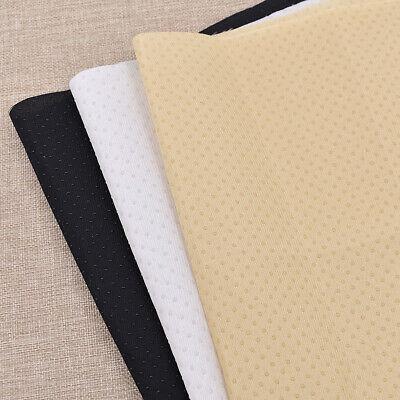 Antislip Vinyl  Non-slip Dotted Fabric Non Skid Rubber Treated Fabric 30X50CM - Non Skid Fabric