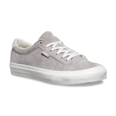 25b3cddd003b Vans Court DX (Pig Suede) Cool Grey Blanc de Blanc UltraCush WOMEN S Size 7