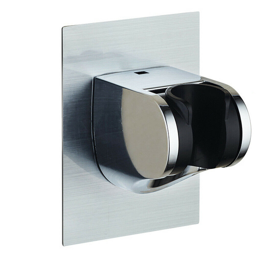 Handbrause Halterung Duschkopfhalter Verstellbar Duschkopf Brausehalter NEU