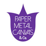 Paper Metal Canvas Custom Art Shop