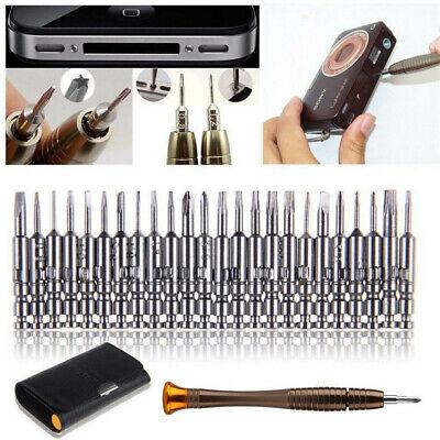 25 in 1 for Macbook Pro iPhone iPad Samsung Repair Tool Screwdriver Kit UK