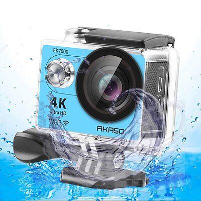 Comprar barato akaso wifi sports action camera waterproof camcorder refurbished