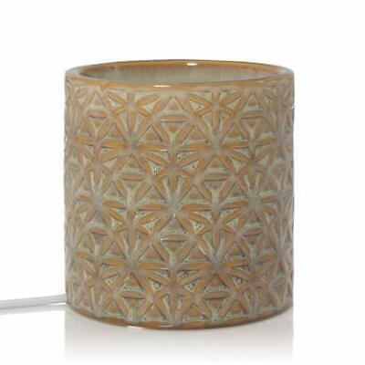 Yankee Candle Quemador Eléctrico Con Temporizador Para Meltcup Belmont Ceramic