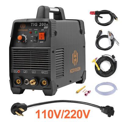 110220 Volt 200a Tig Welder Igbt Inverter Mma Welder Stick Arc Welding Machine