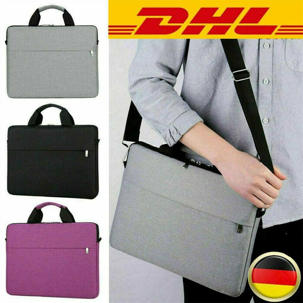 """15.6"""" 14"""" Laptoptasche Akten Laptop Notebook Tasche Zoll Koffer Notebooktasche"""